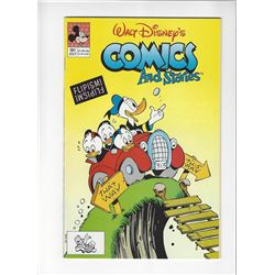 Walt Disneys Comics and Stories Issue #561 by Disney Comics