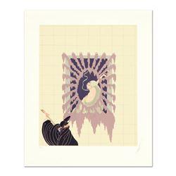 La Serenade by Erte (1892-1990)