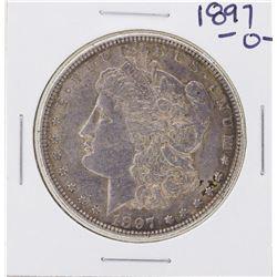 1897-O $1 Morgan Silver Dollar Coin