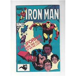 Iron Man Issue #184 by Marvel Comics