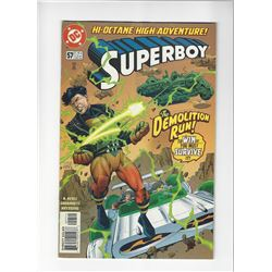 Superboy Issue #57 by DC Comics