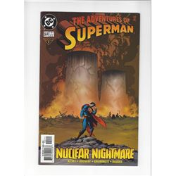 Adventures of Superman Issue #564 by DC Comics