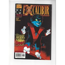 Excaliber Issue #118 by Marvel Comics