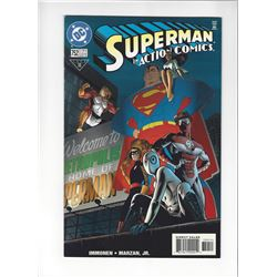 Superman In Action Comics Issue #752 by DC Comics