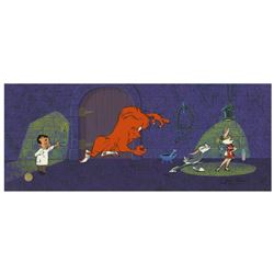 Hair Raising Hare by Chuck Jones (1912-2002)