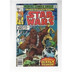 Star Wars Issue #13 by Marvel Comics