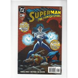Superman The Man of Steel Issue #94 by DC Comics