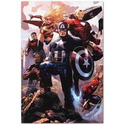 Avengers: The Children's Crusade #4 by Marvel Comics