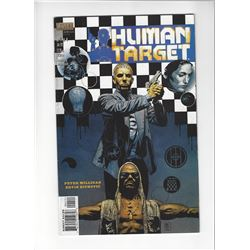 Human Target Issue #4 by DC Comics