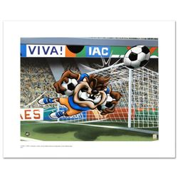 Taz Soccer by Looney Tunes