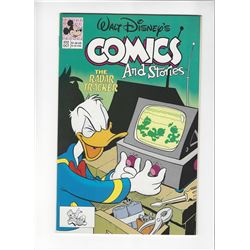 Walt Disneys Comics and Stories Issue #552 by Disney Comics