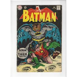 Batman Issue #209 by DC Comics