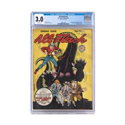 All-Flash Issue #14 by DC Comics CGC