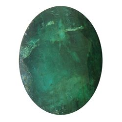 5.74 ctw Oval Emerald Parcel