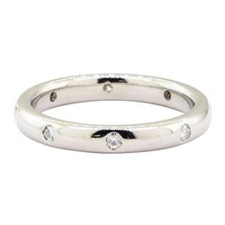 0.25 ctw Diamond Ring - Platinum