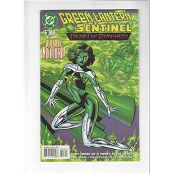 Green Lantern Sentinel Issue #3 by DC Comics