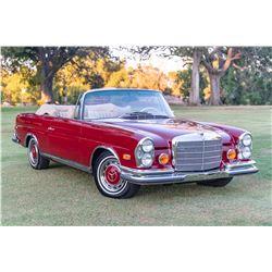 1971Mercedes-Benz280SE 3.5