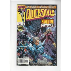 Quicksilver Issue #2 by Marvel Comics