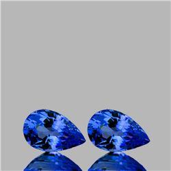 Natural AAA Ceylon Blue Sapphire Pair
