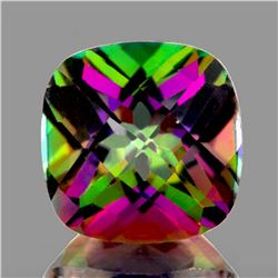 Natural Rainbow Mystic Topaz 14 MM - FL