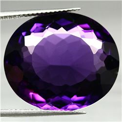 OUTSTANDING  28.12 CT ROYAL PURPLE AMETHYST