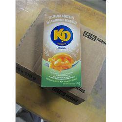 KRAFT DINNER 81% ORGANIC (12 PKGS) - PER CASE