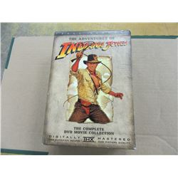 ESTATE - COMPLETE DVD COLLECTION OF INDIANA JONES