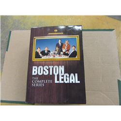 ESTATE - COMPLETE DVD COLLECTION OF BOSTON LEGAL