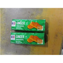 GINGER BISCUITS (2 PACKAGES) - PER BUNDLE