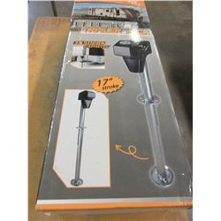 "NEW - 17"" ELECTRIC TRAILER JACK"