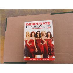 ESTATE - DVD COLLECTION OF THE FIFTH SEASON OF DESPERATE HOUSEWIVES