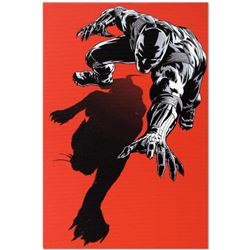 "Marvel Comics ""The Most Dangerous Man Alive #523.1"" Numbered Limited Edition Giclee on Canvas by Pat"