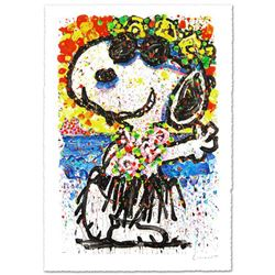 """Boom Shaka Laka Laka"" Limited Edition Hand Pulled Original Lithograph (25.5"" x 38.5"") by Renowned C"