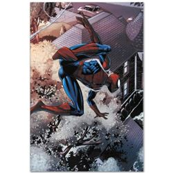"Marvel Comics ""The Amazing Spider-Man Family #7"" Numbered Limited Edition Giclee on Canvas by Val Se"