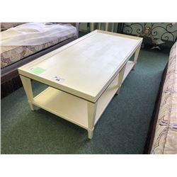 COSMOPOLITAN COCKTAIL TABLE.  RETAIL $1,850.00