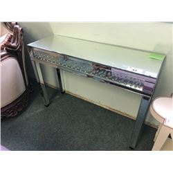 MONTREAL CONSOLE TABLE.  RETAIL $2,299.00
