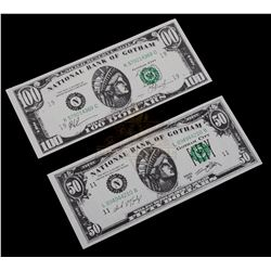 Batman Forever - Gotham Bank Notes - 1004