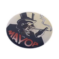 Batman Returns - Cobblepot for Mayor Campaign Button – V373