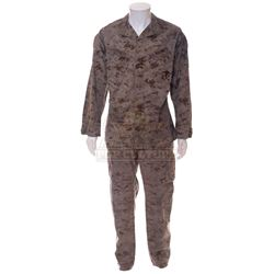 Battle Los Angeles – Cpl. Jason Lockett's (Cory Hardrict) US Marines Uniform – V507