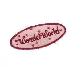 "Beverly Hills Cop III – ""Wonder World"" Theme Park Employee Patch – V338"