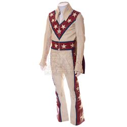 """CHiPs (TV) – Roy Yarnell's """"Evil Knievel"""" Motorcycle Leathers – V520"""