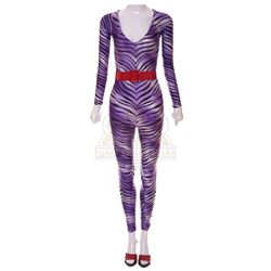 Grown Ups 2 – Nancy Arbuckle's (Halston Sage) 80's Costume Party Outfit– V441