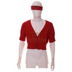 Jack and Jill – Jill's (Adam Sandler) Sweater, Shirt & Blindfold – V327