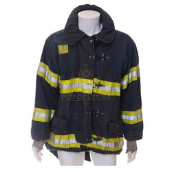 Rescue Me (TV) - FDNY Distressed Coat – V414