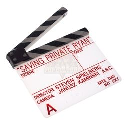 Saving Private Ryan - Production Used Clapper Board – V349