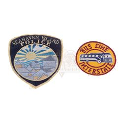 "Truman Show, The – ""Seahaven Island"" Patches – V352"