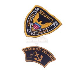 "Truman Show, The – ""Seahaven Island"" Patches – V362"