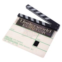 Underworld: Evolution - Production Used Clapper Board – V359