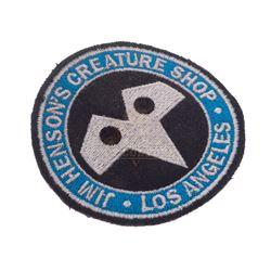 """Various Productions – """"Jim Henson's Creature Shop"""" Crew Patch – V347"""
