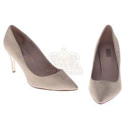 Wedding Ringer, The – Gretchen Palmer's (Kaley Cuoco) Wedding Heels – V495